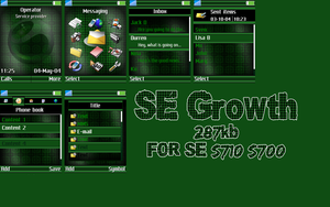 SE Growth by The1Blur