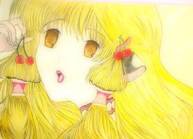 Chii-Chobits by Chaos-Angel142