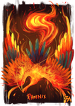 P for Phoenix by ZLynn