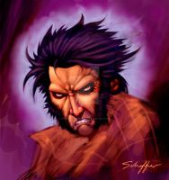 Something like a Wolverine... by StephenSchaffer