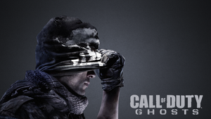 Call of Duty : Ghosts ~ Background HD 1920*1080 by raikouto