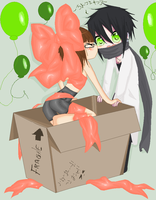 : Happy birthday, Lyre - Joined collab : by Nimmiii-tan