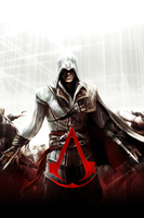 Assassin's Creed 2 iPhone BG 2 by gameover89