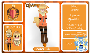 Theakon -Dalila ficha by The-cat1