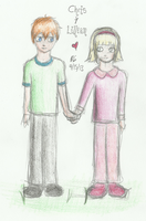 Chris And Lillian ~ ~Hillygon by RubyStone11