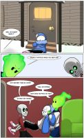 Undertale Green Page 17 by FlamingReaperComic