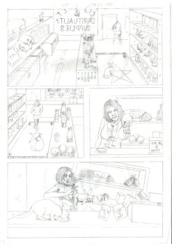 Page 5 Hell On Earth Pencils by RussellAshley