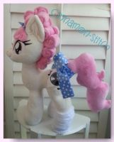 My Little pony Plush commission SOCK HOP by CINNAMON-STITCH
