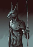 Anubis by Super-Furet