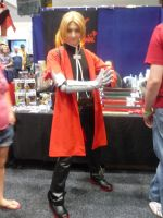 Goldcoast Supanova 2012 - Edward Elric by MrOrangeCreamsicles