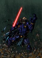 Sith Warrior - Colors by ZethKeeper