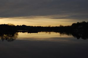 Ruddy Reflections by eanbowman