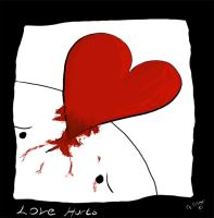 love hurts by TheRealGame
