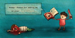 Add me on facebook by kdso