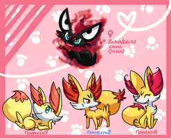 PKMNation :: MarisaXIllusion Clutch -On Hold- by FENNEKlNS