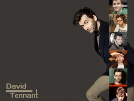 David Tennant Wallpaper 4 by pfeifhuhn