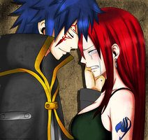 Now You Can Cry (Jellal x Erza) by xxDaisuki-Koixx