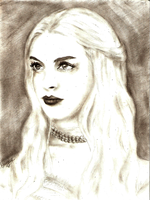 The White Queen by Ebsie