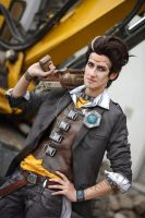 Handsome Jack by Kirameku15