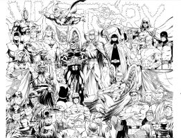 DC WWII Victory Parade commish by JasonMetcalf