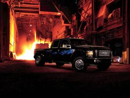 Ford F-450 Harley-Davidson by TheCarloos