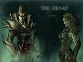 The EVL  Dryad by ErikVonLehmann