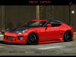 370z Red Devil I by pedrimm