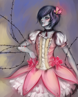 Persona Magica by bookwormtiff