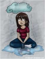 It Can't Rain Forever by 77Shaya77