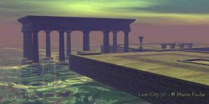 Lost City (2) by MariaFuchs