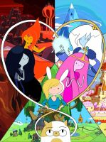 Adventure Time Girls Rule! by Live4Adventure