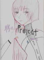 Aka Project Front Cover by lilburi4ever
