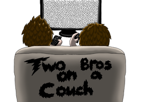 .:Two Bros on a Couch:. by CrazyMeliMelo