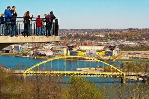 Pittsburgh Lookout II by shaguar0508