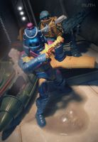 MOTUC - An icicle...? by McMuth