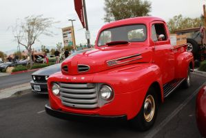 First Of The Great Ford Trucks by KyleAndTheClassics
