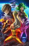 ONE PUNCH by Pertheseus