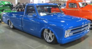 72 Chevy C10 by zypherion
