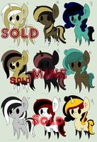 Adoptables 5/9 available by Land-Sharkz