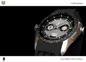 TAG Heuer 3D by Samirs