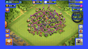 clash of clans chat room
