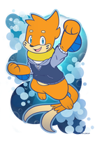 Bubbles All Over by BuizelCream