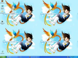 Desktop May 2009 by saiyan-queen-vega