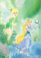 Rani and Tink by susieecool