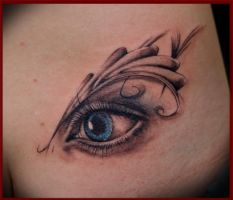 some eye by slawekmyskow