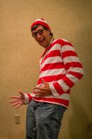 found waldo by ghousel
