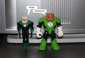 Comparing Kilowogs by Aradrath