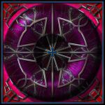 20150905-Fractalized-Quilted-Torus-v018 by quasihedron