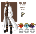 Fakemon: Rock Gym Leader by MTC-Studio