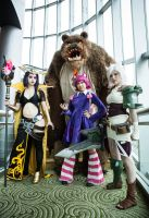 After Summoner's Rift by TitanesqueCosplay